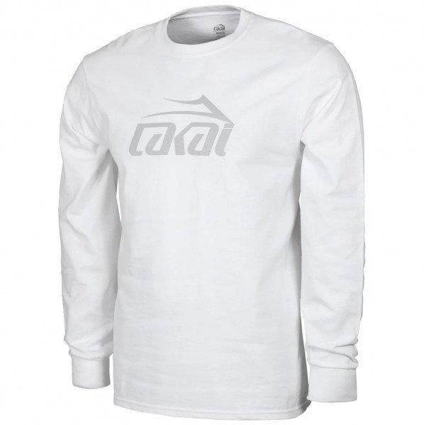 LAKAI KREKLS BASIC L/S WHITE