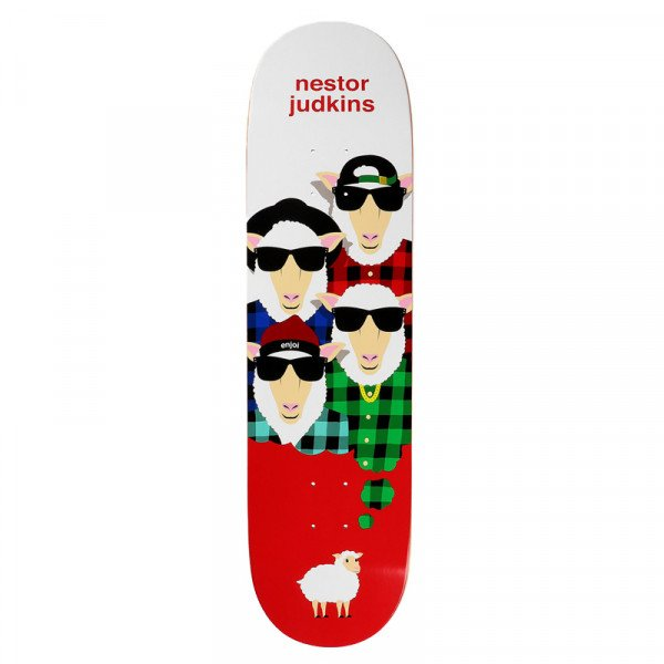 ENJOI DECK JUDKINS BIG DREAMS IMPACT LIGHT 8.25