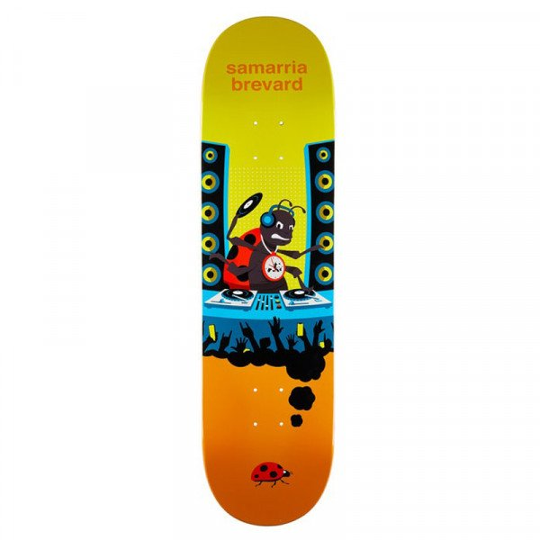 ENJOI DECK SAMARRIA BIG DREAMS IMPACT LIGHT 8.375