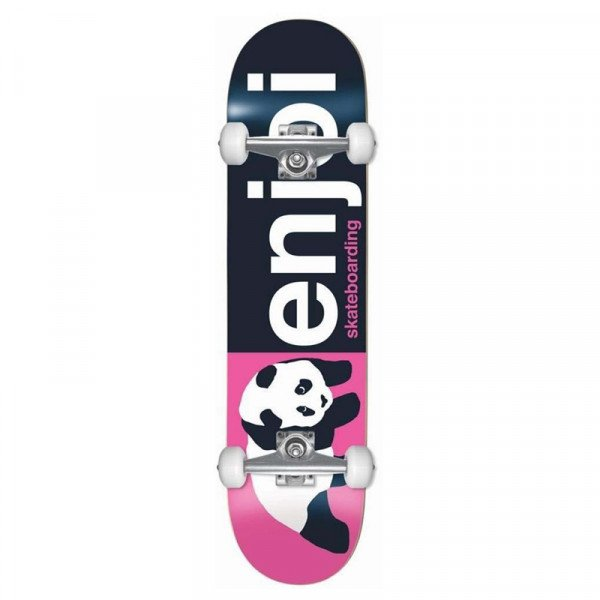 ENJOI COMPLETE HALF AND HALF FP PINK 8