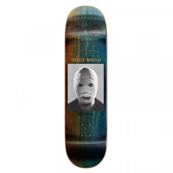 MADNESS DECK TREY BANDAGE R7 8.25