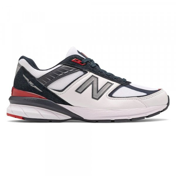 NEW BALANCE APAVI M990 NL5 WHITE BLACK