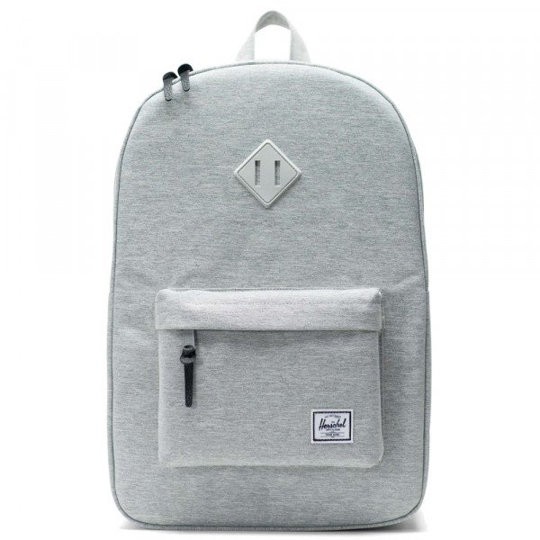 HERSCHEL BACKPACK HERITAGE POLY LT GREY X