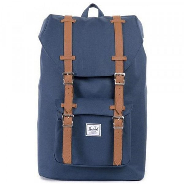 HERSCHEL BACKPACK LITTLE AMERICA MID POLY NAVY
