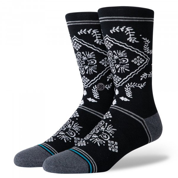 STANCE SOCKS BANDERO BLACK