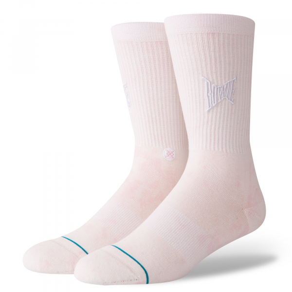 STANCE SOCKS LETS DANCE WHITE